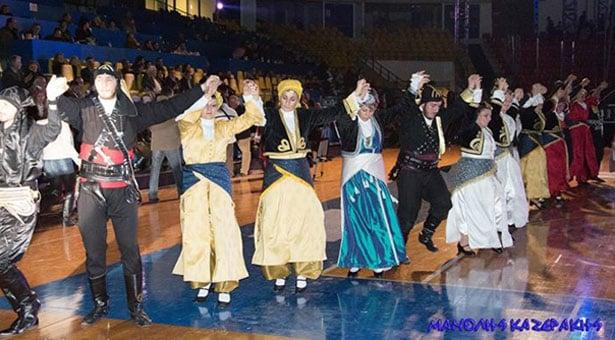 Η Κρήτη γιόρτασε τα 100 χρόνια της Ένωσης με την Ελλάδα με τους Πόντιους πάντα δίπλα της!