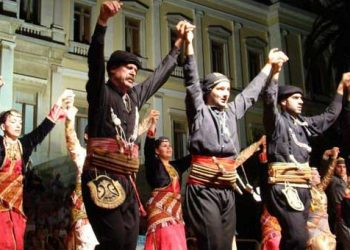 19 Ιαν 2013: Ετήσιος χορός του Συλλόγου Ποντίων Κορινού