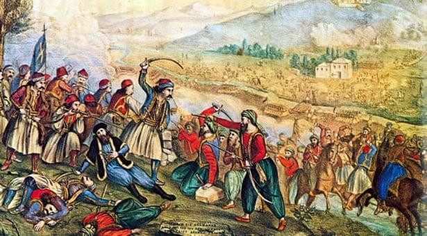 Μαυροθαλασσίτης Αλέξιος: Ένας Πόντιος αγωνιστής του 1821