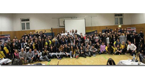Όλα όσα έγιναν στην 20η Συνδιάσκεψη Ποντιακής Νεολαίας Ευρώπης