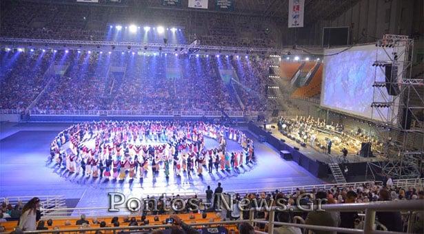 Ο πρόεδρος της ΠΟΕ μιλάει για το 9ο Φεστιβάλ Ποντιακών Χορών