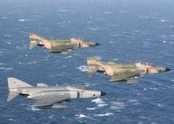 Μπαράζ παραβιάσεων τουρκικών αεροσκαφών στο Αιγαίο