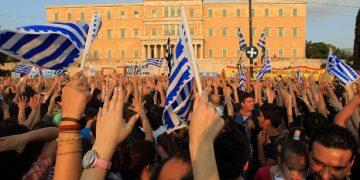 Лидеры профсоюзов захватили кабинет замминистра финансов Греции