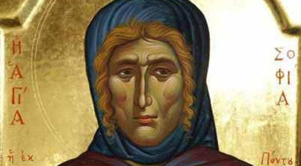 Το Θρυλόριο υποδέχεται το Ιερό Λείψανο της Αγίας Σοφίας της Πόντιας