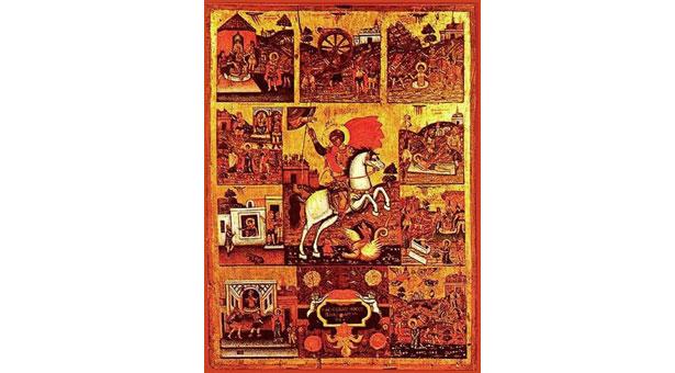 Ο Άι Γιώργης στον Πόντο: Ο Άγιος, το σφογγάτο και η αχαριστία των καπεταναίων!