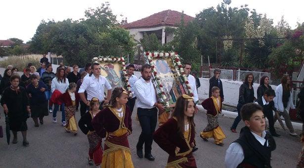 Άρωμα από τον Πόντο είχαν οι εκδηλώσεις στην Ακρινή Κοζάνης!