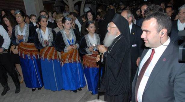 Οι Ακρίτες του Πόντου υποδέχτηκαν τον Οικουμενικό Πατριάρχη Βαρθολομαίο