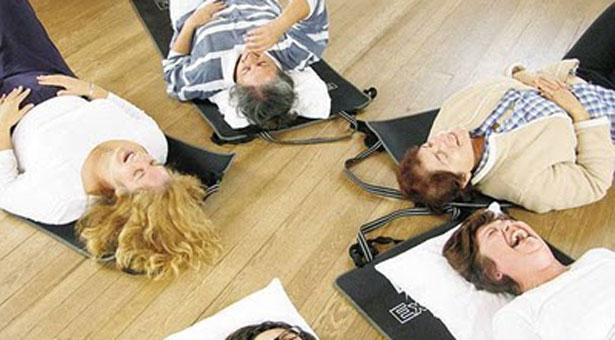 Κάντε την άσκηση κοινωνική δραστηριότητα
