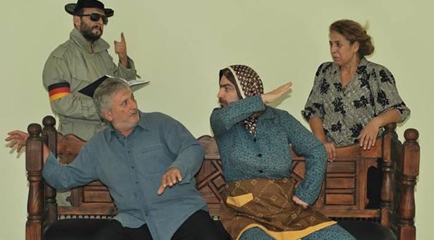Η Ποντιακή θεατρική παράσταση ο Αχιλλέας και το μνημόνιον στην Δράμα | 23 Οκτ 2013