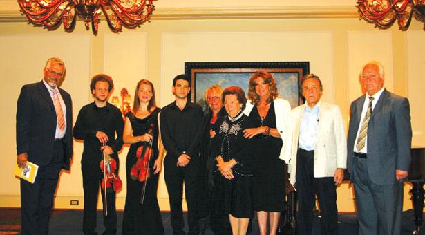Πόντιοι διέπρεψαν στον 1ο Πανελλήνιο Διαγωνισμό Βιολιού!
