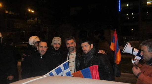 Έλληνες, Αρμένιοι και Ασσύριοι διεκδίκησαν  την αναγνώριση των Γενοκτονιών τους
