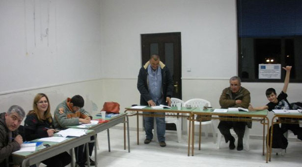 Στην Εύξεινο Λέσχη Παγγαίου μαθαίνουν Ποντιακά και μας το δείχνουν!