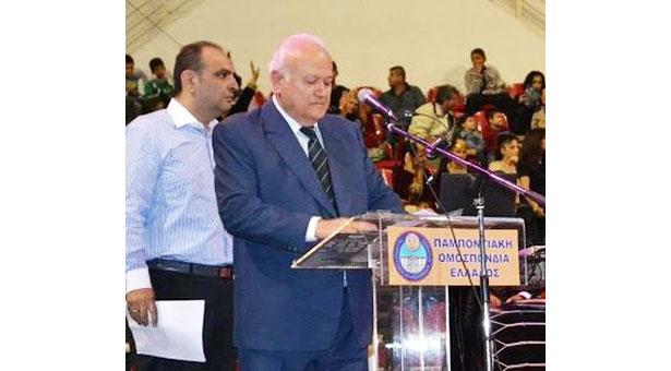Ποιος είναι ο Επαμεινώνδας Φαχαντίδης ο νέος πρόεδρος της Π.Ο.Ε.