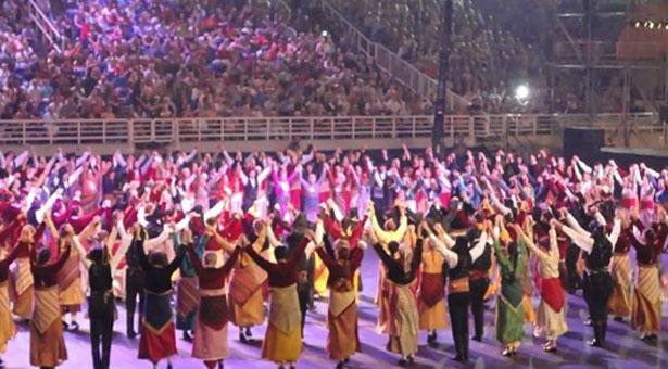 Μπήκαν και οι τελευταίες πινελιές για το 13ο Φεστιβάλ Ποντιακών Χορών - Η μεγάλη ημέρα πλησιάζει