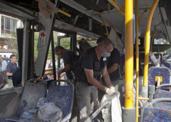 Ισραήλ: Συνελήφθη ύποπτος για βόμβα σε λεωφορείο