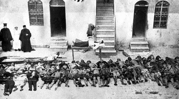 Ημέρα Μνήμης της Γενοκτονίας των Αρμενίων