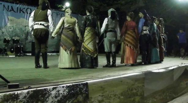 Οι Αργοναύτες Κιλκίς στα 32α Γυναικοκάστρεια. Βίντεο