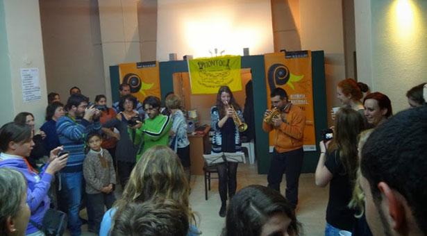 Ποντιακές γεύσεις απόλαυσαν οι επισκέπτες του Φεστιβάλ Κινηματογράφου στην Ηλεία