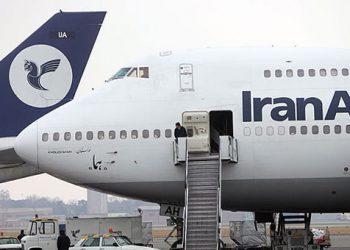 Έλεγχος σε Ιρανικό αεροσκάφος για μεταφορά όπλων