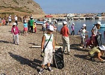 Παγκόσμια Εκστρατεία Εθελοντικού Καθαρισμού Ακτών