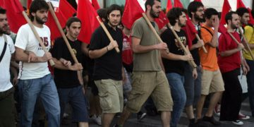 Συλλαλητήρια ΚΚΕ