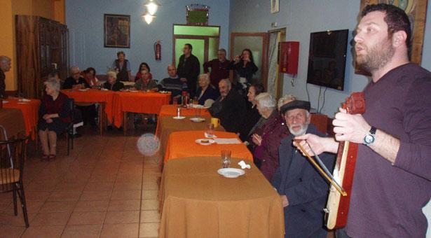 Ο Σύλλογος Ποντίων Ξάνθης έδωσε χαρά στους ηλικιωμένους