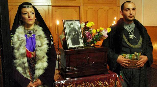Ο Σύλλογος Ποντίων Ξάνθης υποδέχθηκε τα λείψανα του Μητροπολίτη Πολύκαρπου