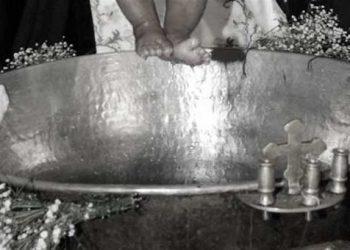 Σοκ: Ιερέας έπνιξε μωρό στην κολυμπήθρα! Βίντεο