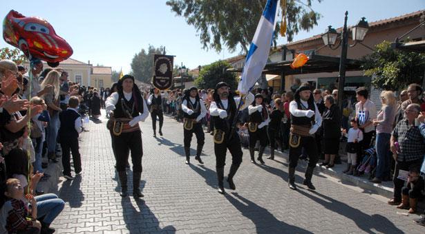 Η παρουσία του Συλλόγου Ποντίων Λαυρίου στην παρέλαση που συγκίνησε