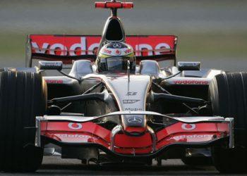 Formula 1: Μπάτον στο 1ο σκέλος, Ουέμπερ στο 2ο
