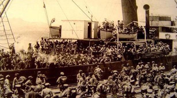 Τζόρτζ Χόρτον: Οι Τούρκοι έμειναν ίδιοι και απαράλλαχτοι στο πέρασμα των αιώνων 2