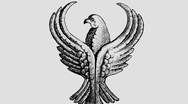 Το έμβλημα των Κομνηνών της Τραπεζούντας, ο αετός!