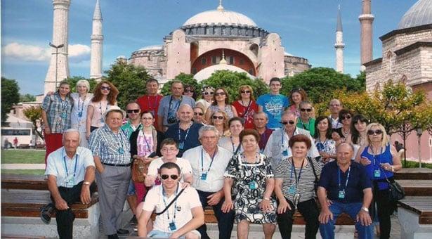 Η Εύξεινος Λέσχη Νάουσας στο Πατριαρχείο