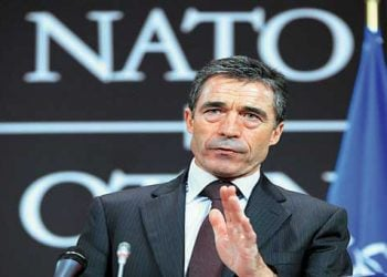 Έκκληση Ράσμουσεν προς Συρία και Τουρκία για αυτοσυγκράτηση