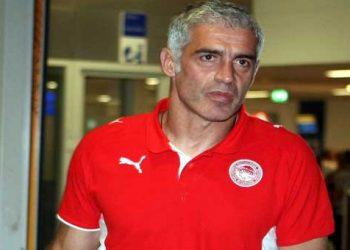 Βοηθός προπονητή ο Αντώνης Νικοπολίδης