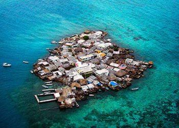 To πιο πυκνοκατοικημένο νησί στον κόσμο!