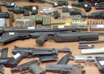 Σύλληψη άνδρα στο αεροδρόμιο του Λος Άντζελες για κατοχή όπλων