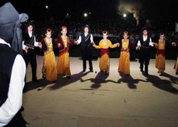 30 Μαρ 2013: Στο φεστιβάλ παραδοσιακών χόρων για παιδιά ο Σύλλογος Καλλιθέας Συκεών