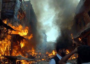 Θύματα από έκρηξη βόμβας στο Πακιστάν