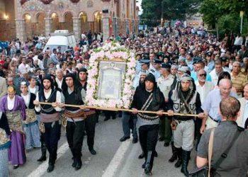 Οι εκδηλώσεις στην Παναγία Σουμελά στο Βέρμιο για το Δεκαπενταύγουστο | 14 & 15 Αυγ 2014