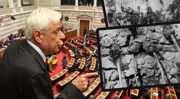 Παυλόπουλος: Δεν ψηφίζω αντιρατσιστικό αν δεν εισαχθούν οι γενοκτονίες του Ελληνισμού