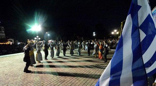 Ποντιακοί Σύλλογοι σε Διεθνές Φεστιβάλ Χορού στην Πιερίας