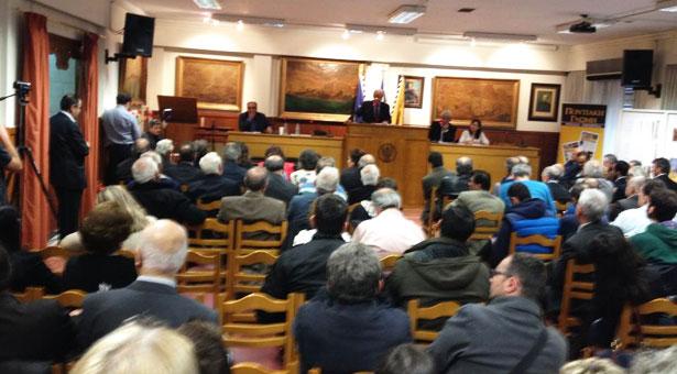 Σε εξέλιξη οι εκλογές της ΠΟΕ στη Θεσσαλονίκη
