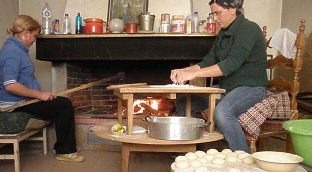 Με κίνητρο τη διατήρηση της παραδοσιακής Ποντιακής κουζίνας