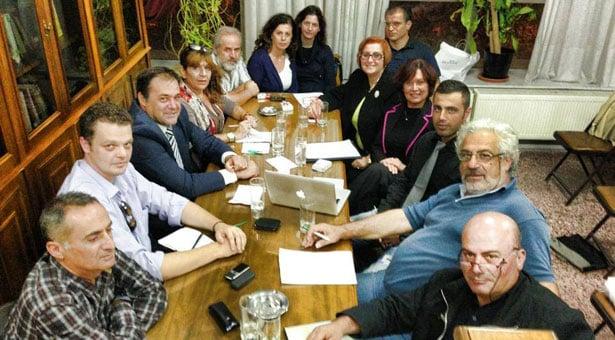 Το νέο Δ.Σ. της Πανελλήνιας Ομοσπονδίας Ποντιακών Σωματείων