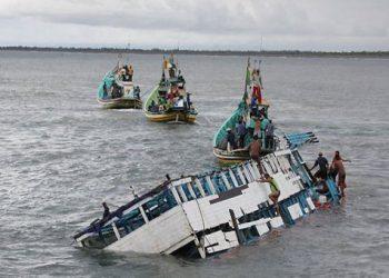 Nαυτικό δυστύχημα στην Ινδονησία