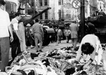 Σαν σήμερα το πογκρομ των Ελλήνων της Πόλης το 1955