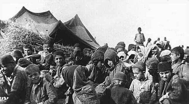Η Χρυσή Αυγή και οι πρόσφυγες του 1922