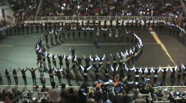Ο Πυρρίχιος που έκλεψε την παράσταση στο 9ο Φεστιβάλ Ποντιακών χορών
