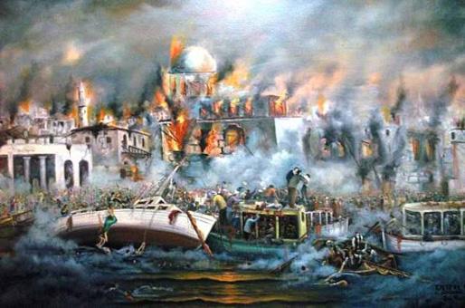 13 Σεπτεμβρίου 1922: Η Σμύρνη Καίγεται!